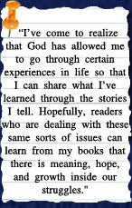 Thoughts from Christian author Roxanne Henke