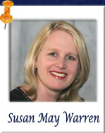 Christian fiction author Susan May Warren